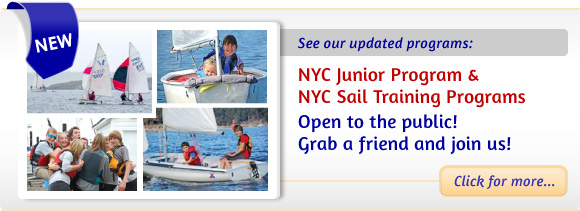 Updated Sailing Programs